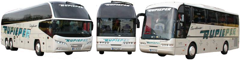 Wir würden uns freuen, Sie demnächst in einem unserer Reisebusse begrüßen zu dürfen.